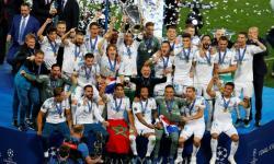 Real Madrid conquista a Liga dos Campeões pela 13ª vez