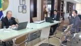 Governador Carlesse reitera solicitação de apoio ao Governo Federal para o combate ao novo Coronavírus