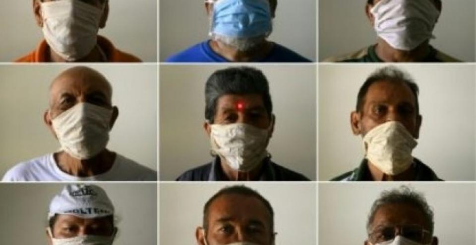 Medidas duras: Decreto  obriga uso de máscaras em locais públicos e no comércio