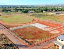 Complexo esportivo levará qualidade de vida para 12 mil moradores na região sul de Araguaína