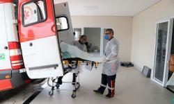Pacientes com covid-19 são transferidos para nova Unidade do Hospital Municipal de Araguaína
