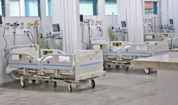 Hospital Regional de Augustinópolis recebe obras de reforma e ampliação do Governo do Tocantins