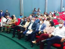 Valderez participa de Encontro Tocantinense de Novos Gestores