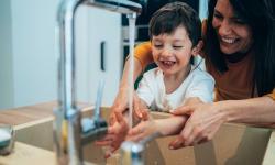 Dia Mundial da Higienização das Mãos: BRK Ambiental reforça a importância de lavar as mãos corretamente