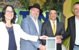 Na Agrotins 2021 100% Digital, Governo Federal assinou termo de entrega de mais 11 áreas aquícolas no Tocantins