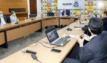 Governo do Tocantins discute Projeto de distribuição de fertilizantes, com expectativa de geração de 550 empregos na região norte do Tocantins