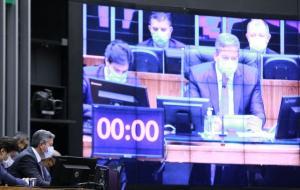 Câmara recoloca quarentena no novo Código Eleitoral