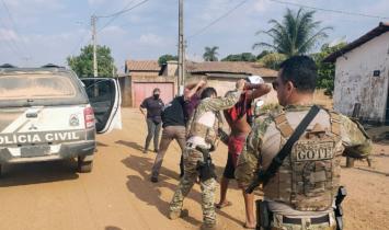 Polícia Civil desencadeia mais uma etapa da operação Hórus