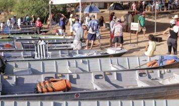 Começa hoje o 3° Torneio de Pesca Esportiva; prêmio é  R$ 17 mil