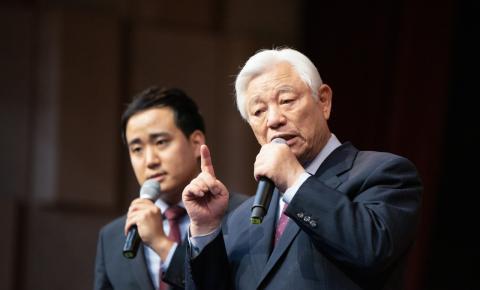 Pastor sul-coreano realiza Grande Seminário Bíblico Global; evento será transmitido em rede de TV brasileira