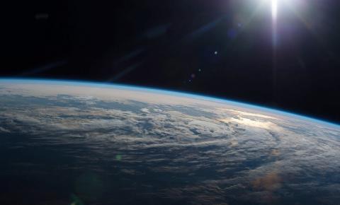 NASA avista 'raio da morte', fenômeno que pode acabar com o planeta terra