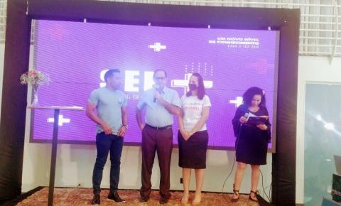 Eli Borges anuncia criação da Secretaria da Mulher durante evento para mulheres