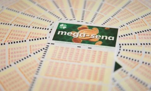 Mega-Sena pode pagar R$ 45 milhões nesta quarta-feira