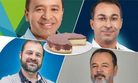 Elenil da Penha ou Wagner Rodrigues: quem vai levar o maior pedaço da torta?