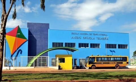 Aberto período de renovação de matrículas para alunos da Rede Municipal de Ensino
