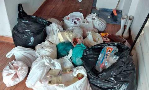 Adapec e Polícia Civil desarticulam comércio clandestino de produtos de origem animal em Araguaína