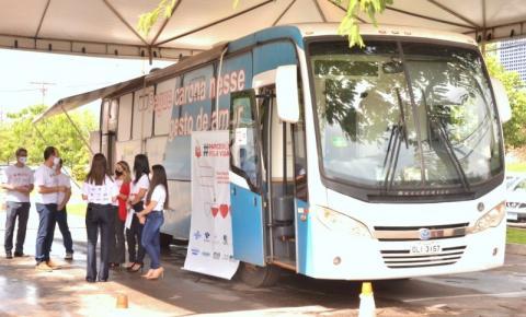 Hemorrede Tocantins recebe reforço de Órgãos públicos de Palmas