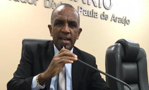 Vereador pede ao prefeito e ao governador que policiais entrem imediatamente na linha de vacinação contra o covid-19