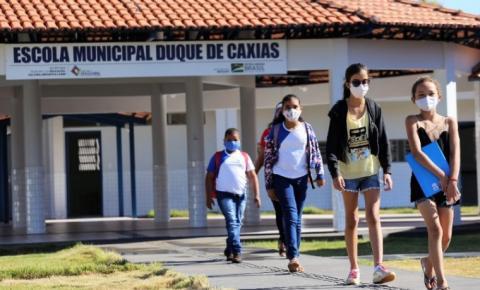Devido ao alto número de casos de covid-19 e ocupação de UTIs, prefeitura de Araguaína decide continuar com aulas remotas