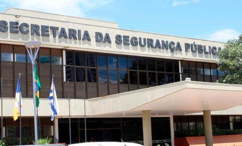 Secretaria de Segurança Pública do Tocantins tem nova estrutura administrativa