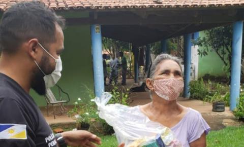 Governo do Tocantins realiza entrega de kits de alimentos a pessoas em situação de vulnerabilidade