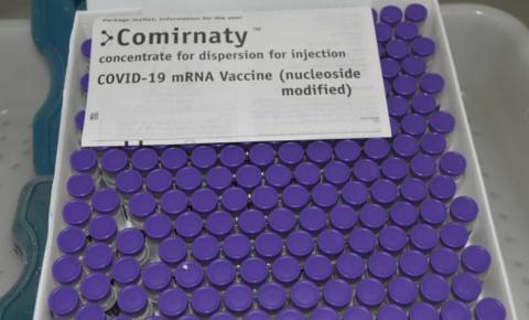 Tocantins receberá mais 43 mil doses de vacina contra Covid-19 e inicia distribuição em Unidades Móveis refrigeradas