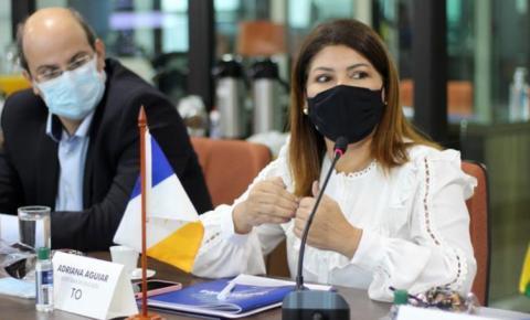 Governo do Tocantins participa de reunião do Consed sobre a retomada das aulas presenciais nos estados