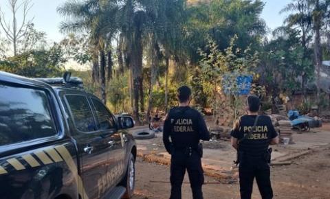 Polícia Federal faz operação contra grupo suspeito de invadir contas bancárias para pagar boletos