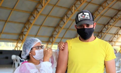 Segunda dose da vacina Pfizer contra a covid-19 é antecipada em Araguaína
