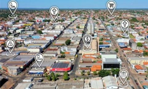 Araguaína avança com implementação de novo sistema de georreferenciamento na cidade