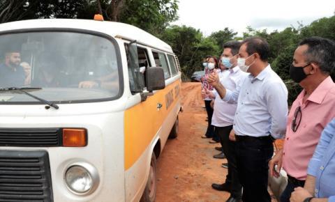 Em Araguaína, prefeito Wagner entrega primeiras 4 pontes de concreto e beneficia centenas de famílias da zona rural
