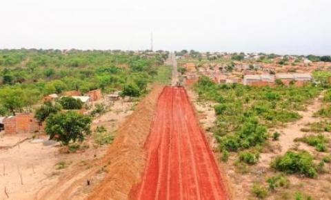 Em Araguaína, segunda etapa da Via Norte ligará o Araguaína Sul ao Costa Esmeralda