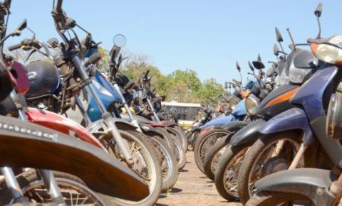 Detran promove leilão de 544 veículos na modalidade 100% on-line em Araguaína