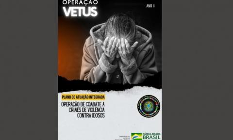 Polícia Civil do Tocantins participa de ação nacional de combate à violência contra idosos